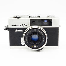 Load image into Gallery viewer, Konica C35 Rangefinder 35mm Film camera - USED