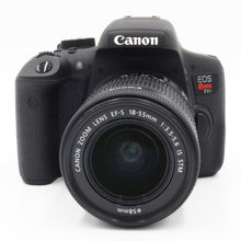 Load image into Gallery viewer, Canon EOS Rebel T6i 24.2 MP with 18-55mm IS STM Lens - USED
