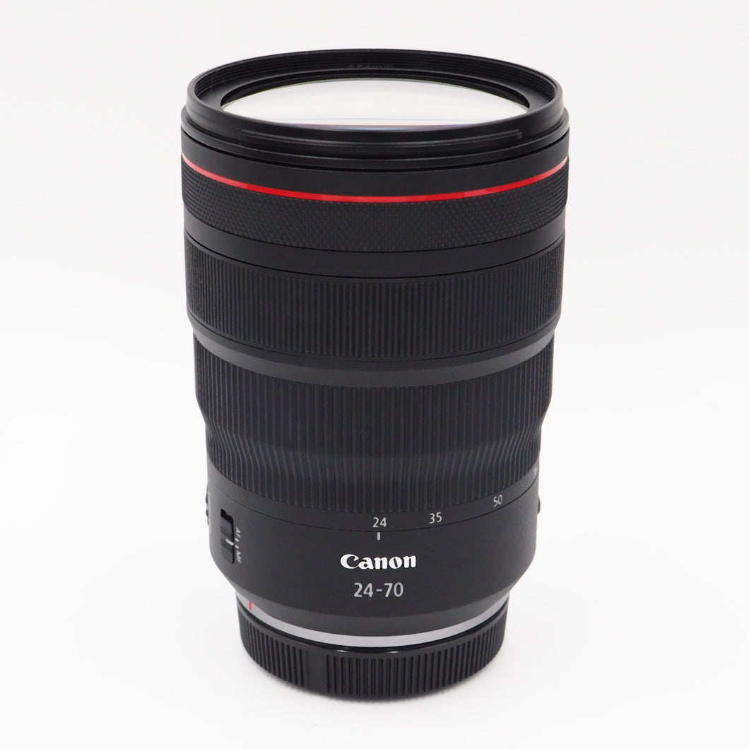 Canon 24-70mm f/2.8 IS USM RF Lens - USED