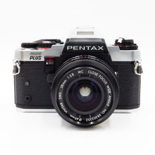 Load image into Gallery viewer, Pentax Program Plus with Vivitar 28mm f/2.8 Lens - USED
