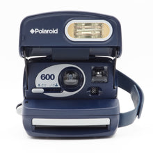 Load image into Gallery viewer, Polaroid 600 Express Blue -  Instant Camera - USED