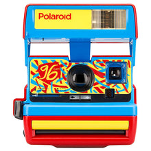 Load image into Gallery viewer, Polaroid Originals 600 96 Cam Instant Film Camera - Jazz Red