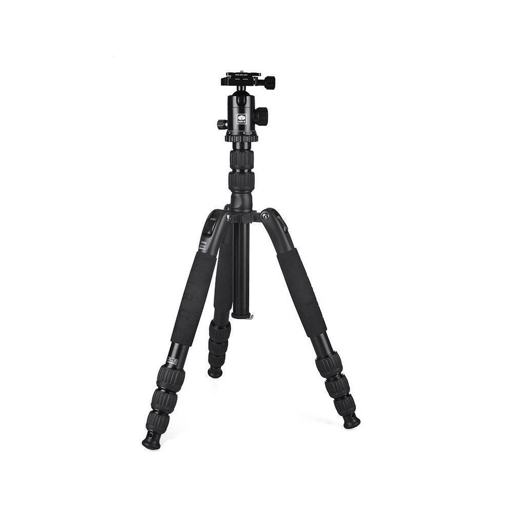 Sirui T-1004SK T-S Aluminum Travel Tripod with  G-10KX Ball Head