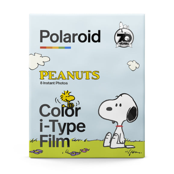 Polaroid Color i‑Type Film Edition - 8 Photos