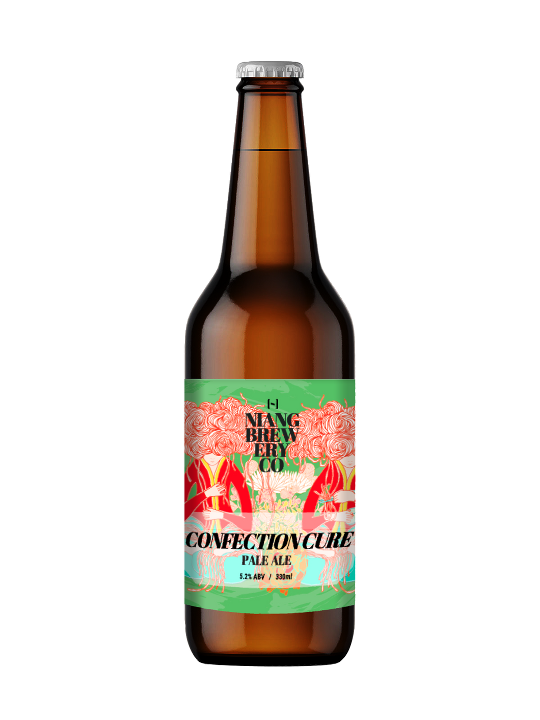 Confection Cure - Pale Ale (5.2% ABV)