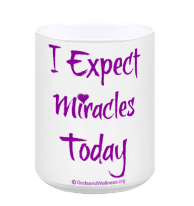 Expect Miracles Everyday!