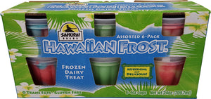 Hawaiian Frost Asst. 6-pack Fundraiser (25 packs)