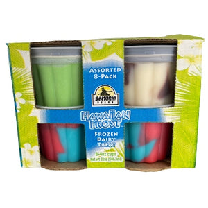 Hawaiian Frost Cups, 8-packs
