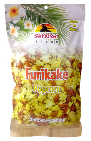 Packaged Popcorn: Furikake with Arare (5 oz.)