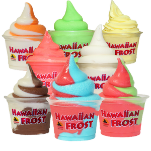 Hawaiian Frost Soft Serve