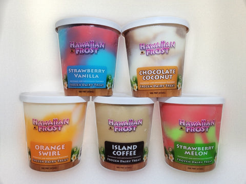 Hawaiian Frost Pints