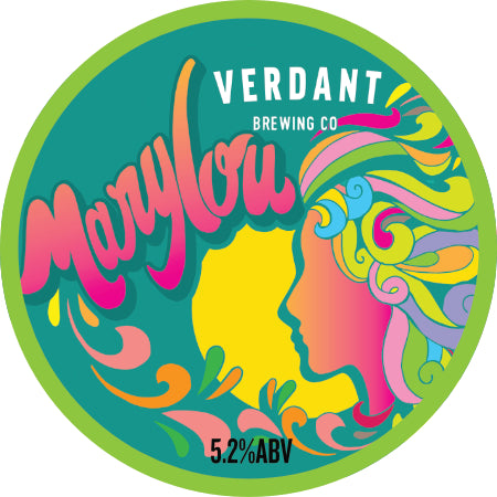 Marylou 5.2% NE Pale Ale - 24 x 440ml Case