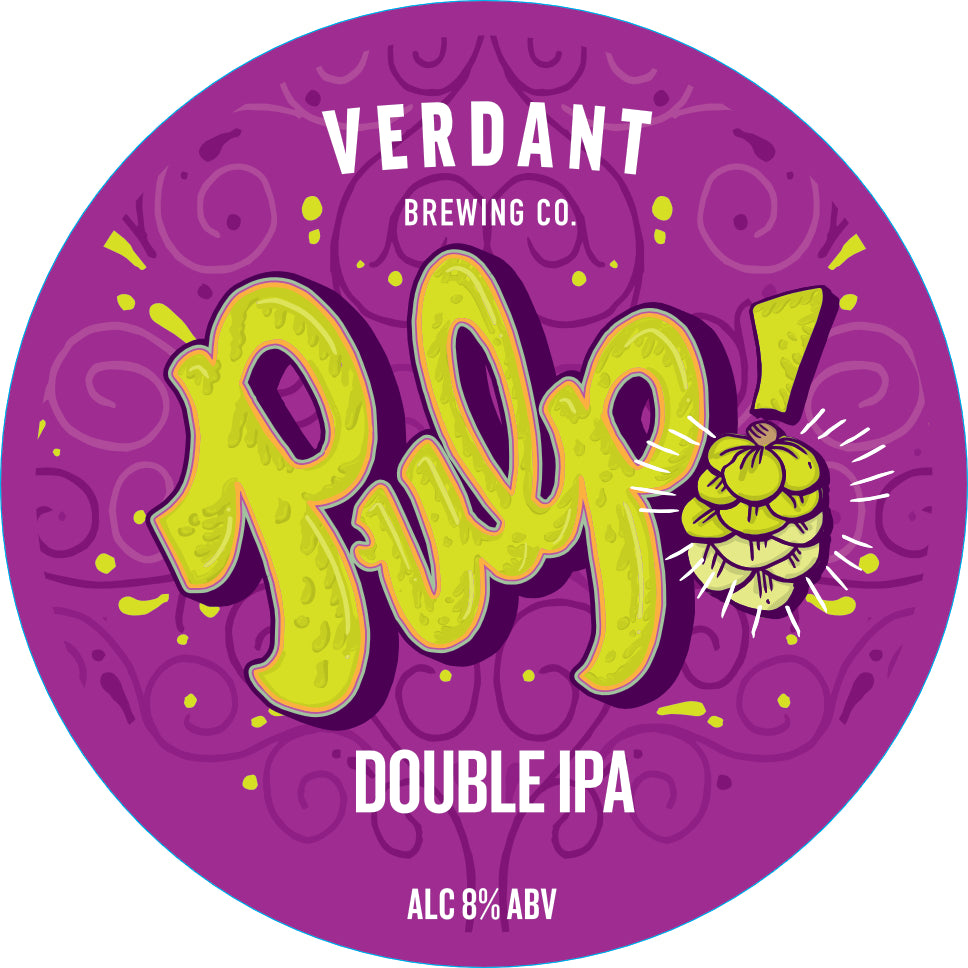 Pulp! 8% DIPA - 24 x 440ml Case