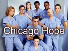 CHICAGO HOPE DVD THE COMPLETE SERIES DVD SET