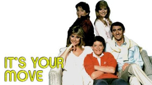 IT'S YOUR MOVE (1984) COMPLETE TV SERIES DVD SET
