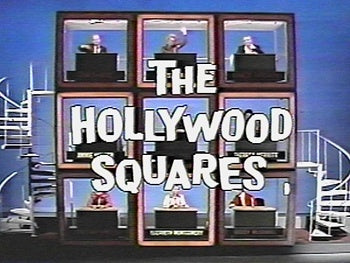 HOLLYWOOD SQUARES TV SERIES DVD SET