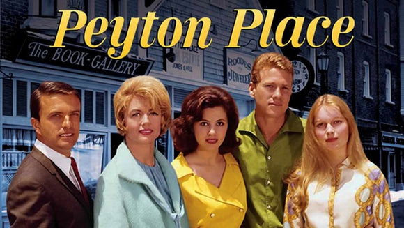 PEYTON PLACE DVD THE COMPLETE SERIES DVD 41 DVD Set