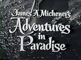 DVD SET ADVENTURES IN PARADISE (1959) 22 DVD SET