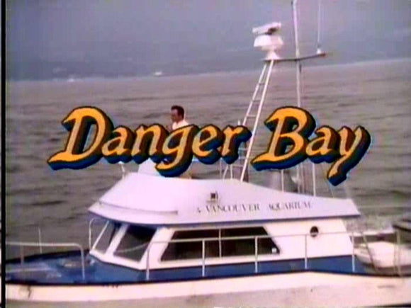 DANGER BAY COMPLETE TV SERIES DVD SET (1985)