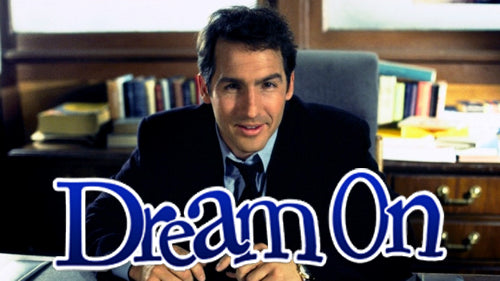 DREAM ON DVD COMPLETE SERIES DVD SET