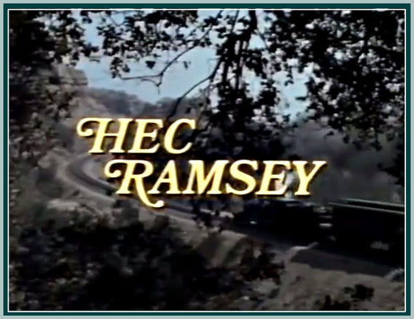 HEC RAMSEY DVD THE COMPLETE TV SERIES DVD SET