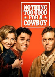 NOTHING TOO GOOD FOR  A COWBOY DVD COMPLETE TV SERIES DVD SET