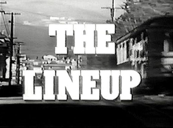 THE LINEUP/SAN FRANCISCO BEAT (1954) TV SERIES DVD SET