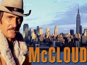 MCCLOUD DVD COMPLETE SERIES DVD 20 DVD SET