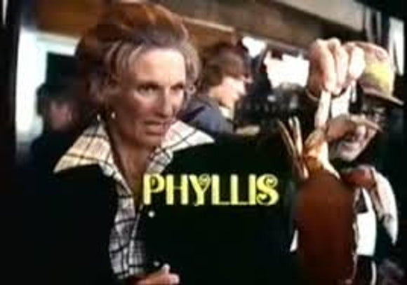 PHYLLIS(1975)THE COMPLETE SERIES DVD SET