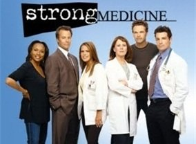 STRONG MEDICINE DVD COMPLETE SERIES 45 DVD SET