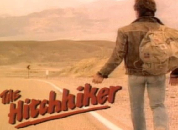 THE HITCHHIKER DVD COMPLETE SERIES 21 DVD SET