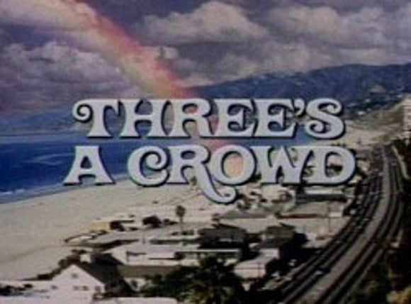 THREE'S A CROWD & THE ROPERS COMPLETE SERIES DVD SET