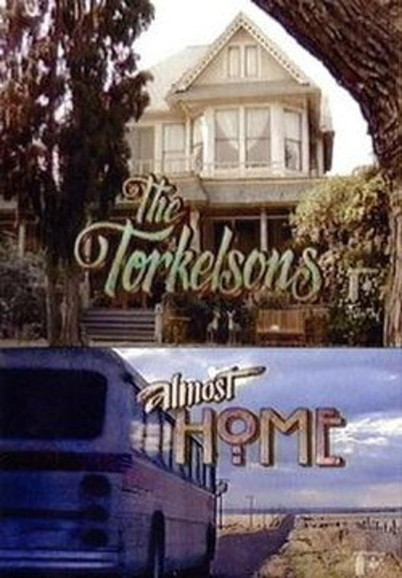 THE TORKELSONS/ALMOST HOME COMPLETE SERIES DVD SET