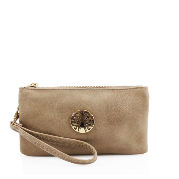 Mulberry Style Wristlet Bag  (Small)