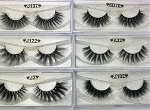 LASH SAMPLE