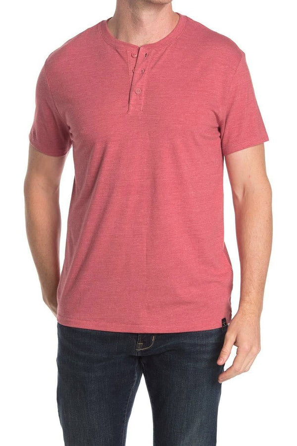 Lucky Brand Coral Polo Shirt