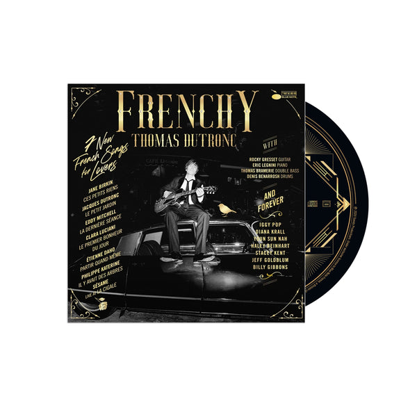 CD | Frenchy Nouvelle édition + 7 bonus