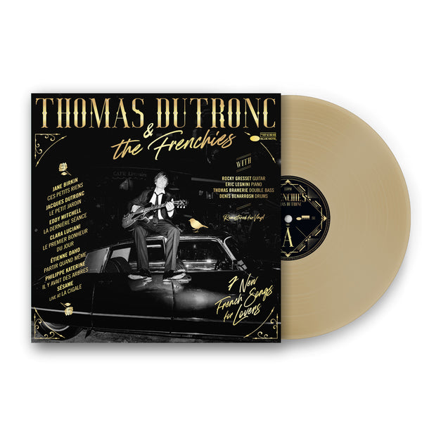 Vinyle couleur | Thomas Dutronc & The Frenchies