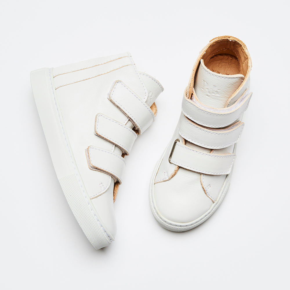Atlas VL Sneaker BIOCOURO rest. - Triple White