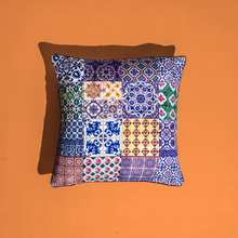 Load image into Gallery viewer, Blue Straits Cushion Cover