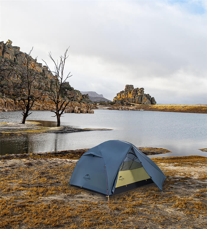 River Camping Tent