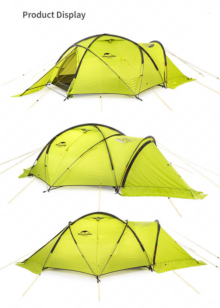Snow Camping Tent