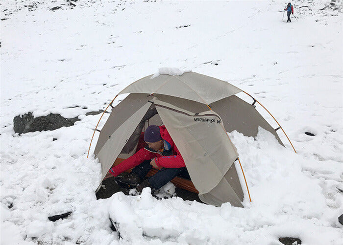Wild Camping Tent