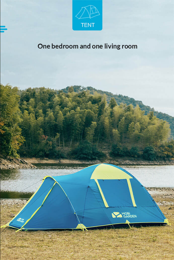outdoor camping mountaineer