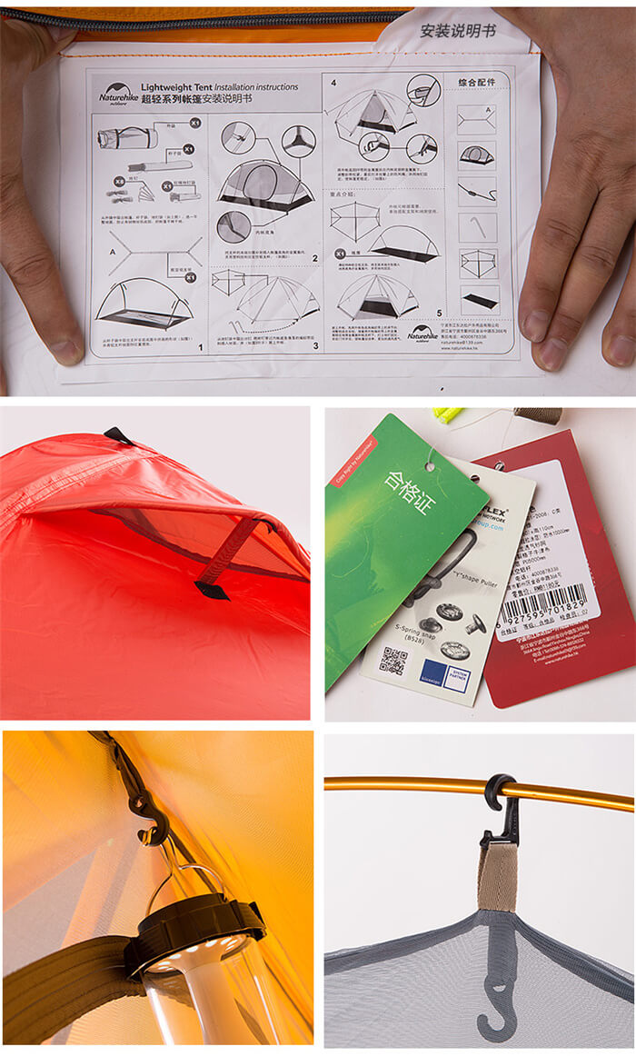 Backpack Tent