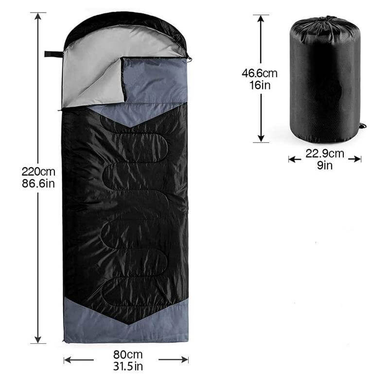 3 Season Camping Sleeping Bag
