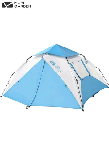 Image of Mobi Garden Lingdong Anti Rainstorm Automatic Tent