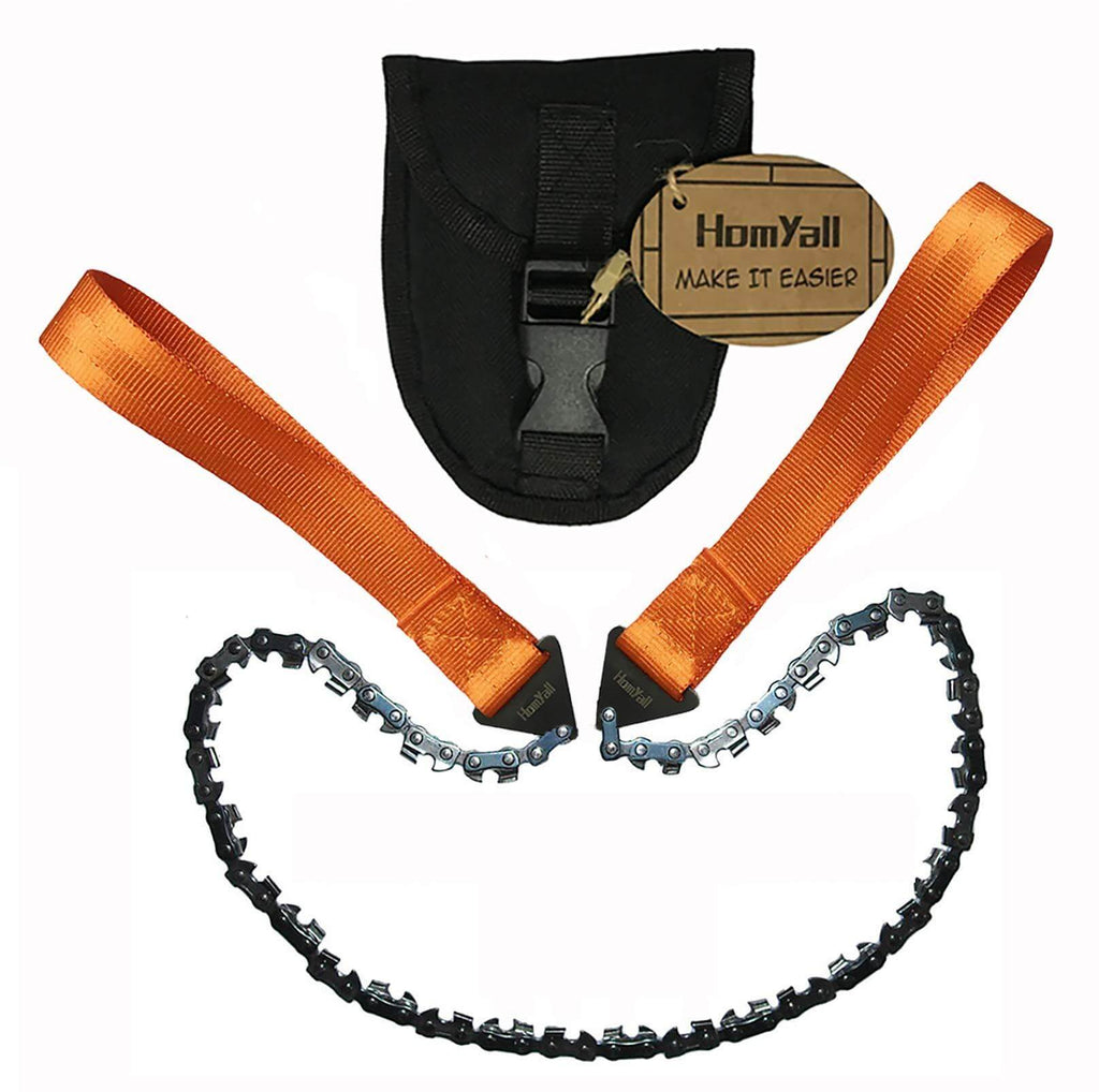 Pocket Chainsaw Emergency Outdoor Survival Gear 24""