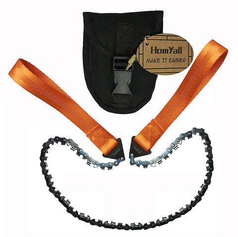 Image of Pocket Chainsaw Emergency Outdoor Survival Gear 24""
