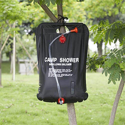 Image of 5 Gallon PVC Camp Shower